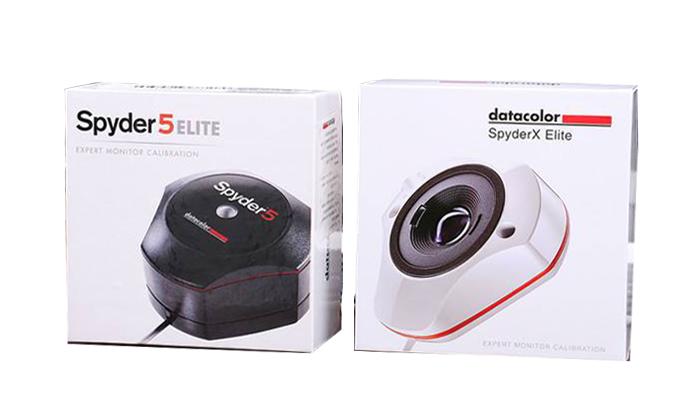 Datacolor Spyder X Elite红蜘蛛校色仪