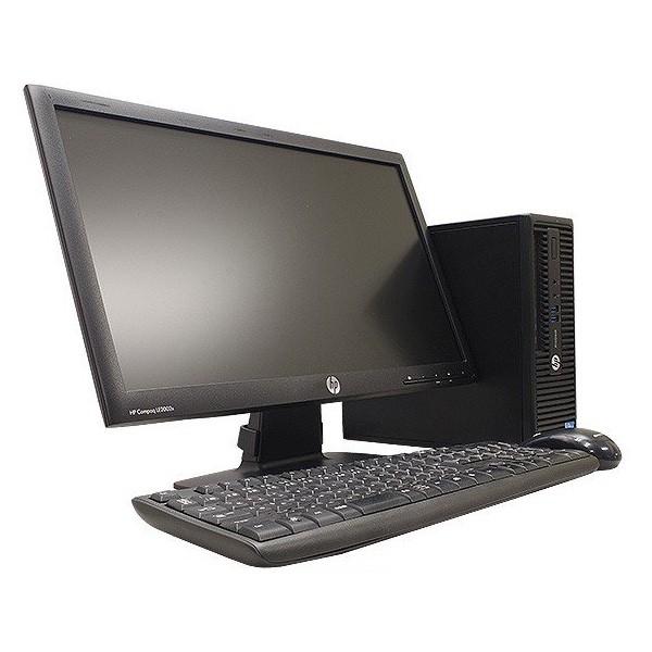 惠普台式 HP ProDesk 400 G2 SFF