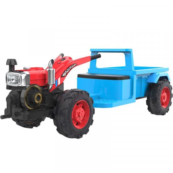 手扶拖拉機兒童玩具電動車