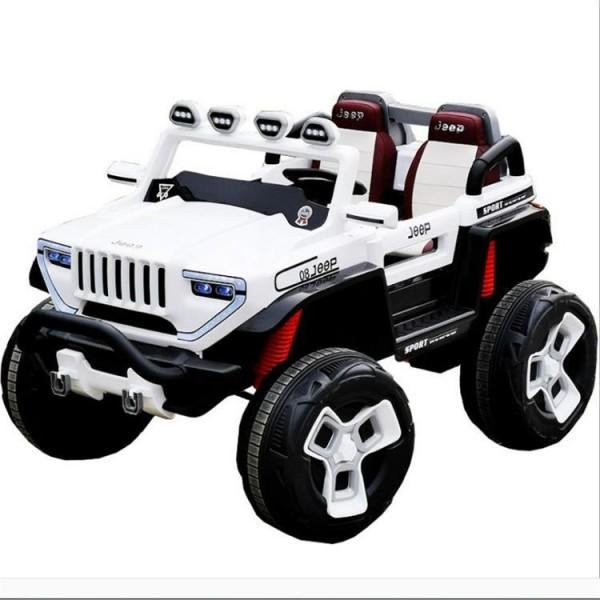 越野車雙座超大兒童玩具電動車