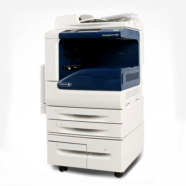 施樂3065黑白A3帶掃描打印大型復印機