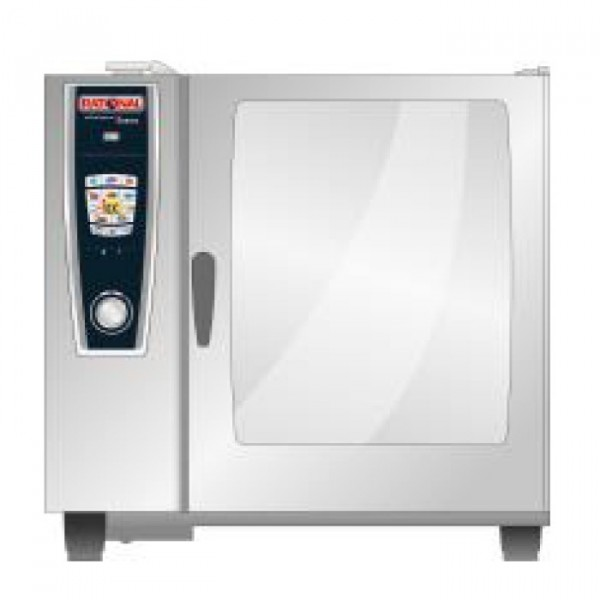 RATIONAL萬能蒸烤箱 德國原裝進口SCC WE 102十層電