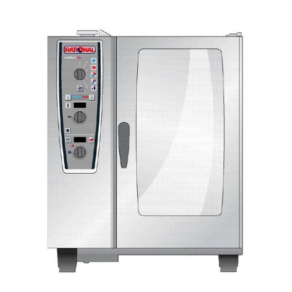 RATIONAL万能蒸烤箱 德国原装进口 CM101十层电