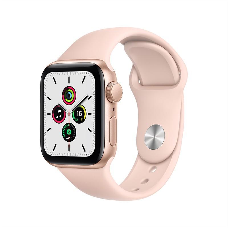 【包月再送7天】蘋果手表6/SE 40mm國行GPS版iwatchSE