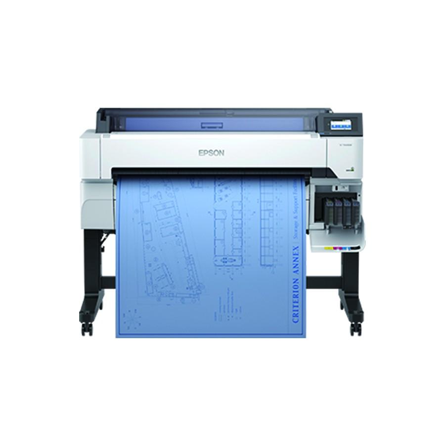 全国 爱普生T5485DM A0+彩色喷墨打印复印绘图仪