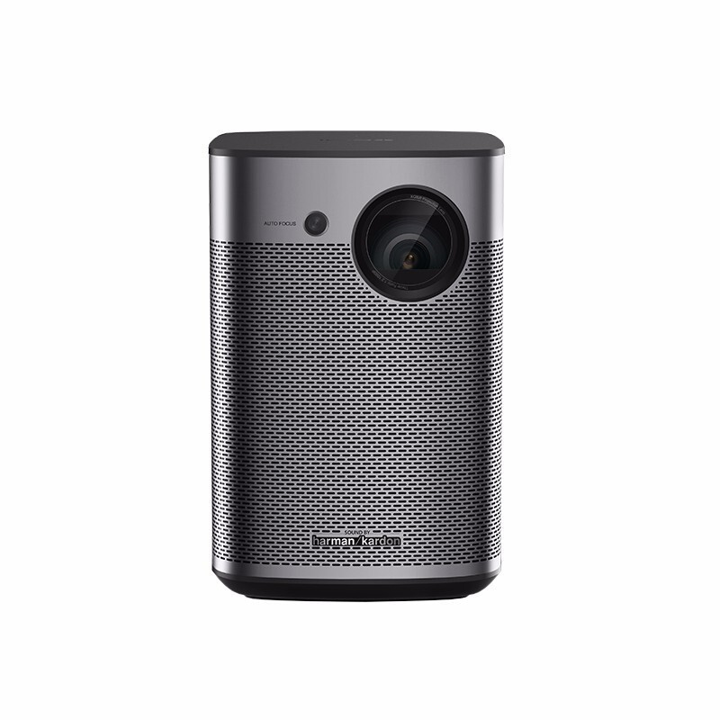 【包月再送7天】極米Play X投影儀自帶電池1080P便攜投影機