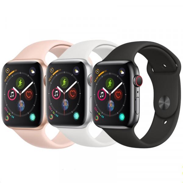 【包月再送7天】蘋果手表4代44mm國行蜂窩版Apple Watch4