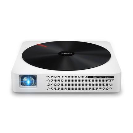 【租7天送3天】極米Z4X投影儀家用高清投影機極米無屏電視智能影院