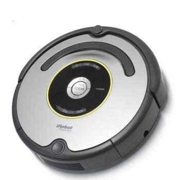 iRobot 扫地机器人 智能家用全自动吸尘器 擦地机伴侣