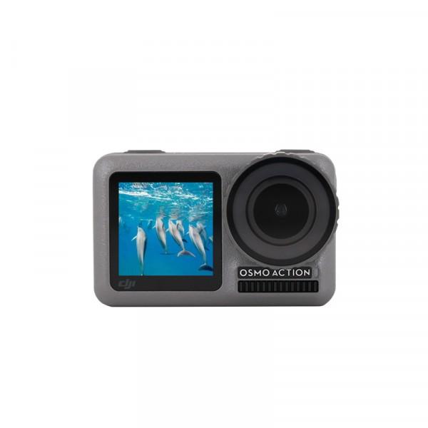 DJI大疆Osmo action運動相機4k高清水下相機靈眸相機