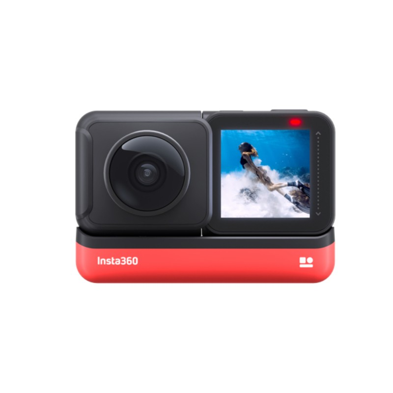 【Insta360 ONE R 全景版】运动相机全景摄像机防抖Vlog