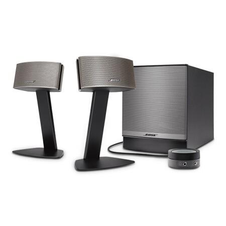 Bose Companion50多媒体扬声器系统 2.1声道音响