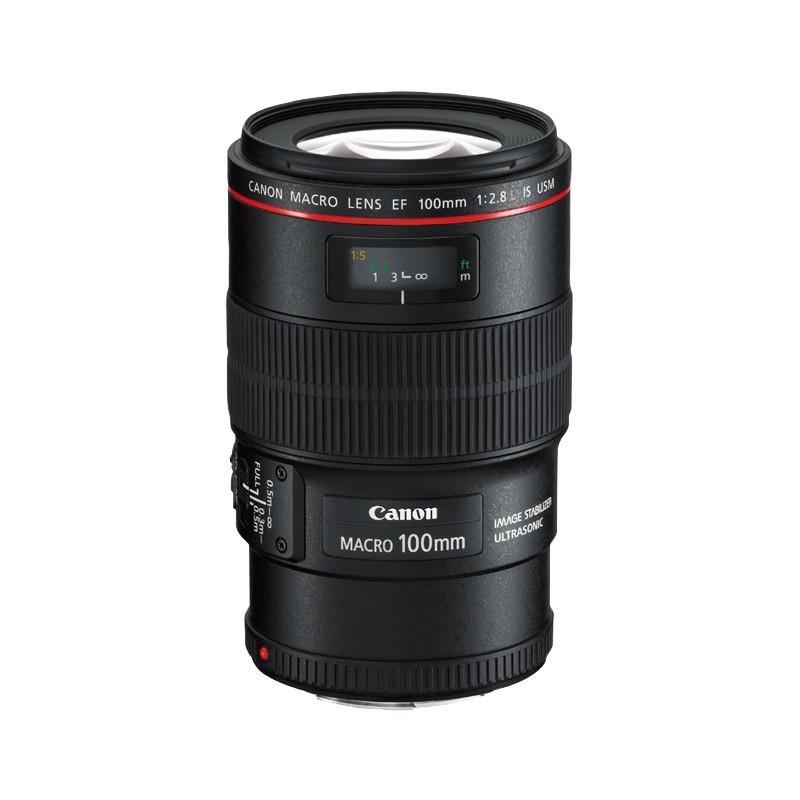 Canon/佳能 EF 100mm f/2.8L IS USM 百微