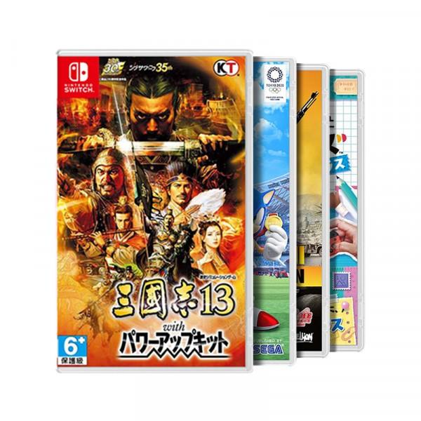 三国志13威力加强版 PK版 盒装正版switch游戏卡带 中文