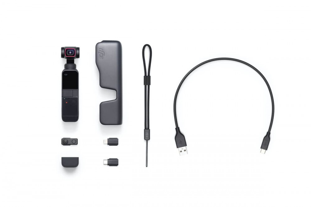 DJI Pocket 2防抖手持口袋云台相机