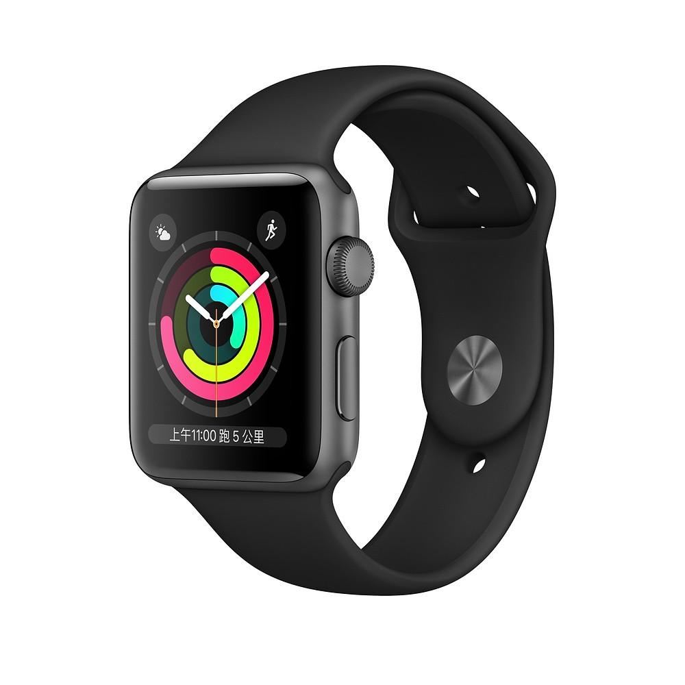 苹果手表4代44mm国行蜂窝版Apple watch 4代