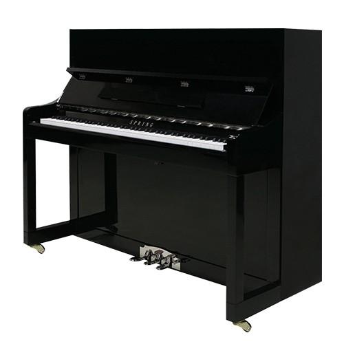 【99成新T120B租2年】斯宾钢琴T120B (黑色) 立式