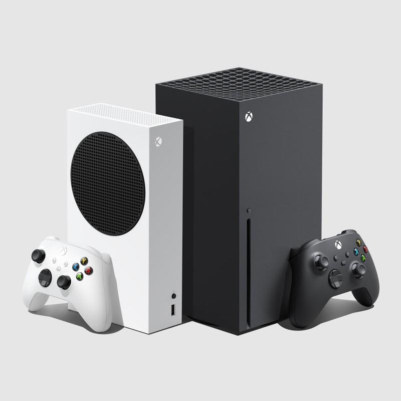 微軟Xbox series X/S主機