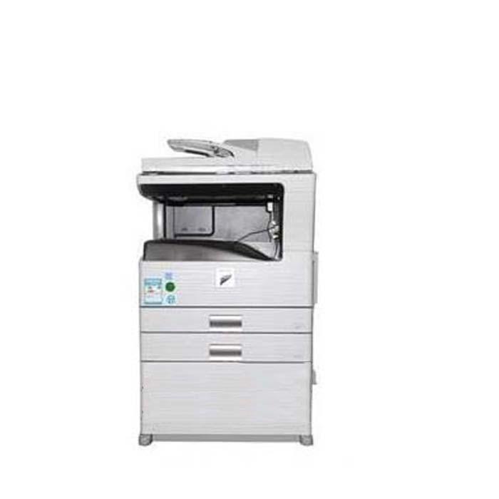 **郑州北京苏州夏普A3复印机双面打印复印100元月