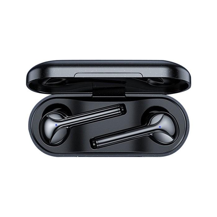 圖拉斯真無線5.0藍牙耳機 安卓通用 雙耳入雙式聽歌跑步運動