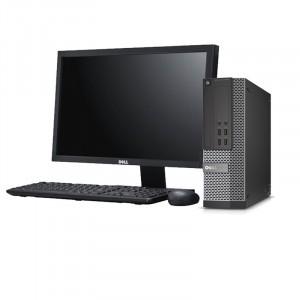 戴尔小机箱I5-8G-120G办公电脑