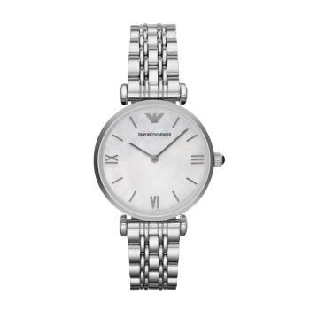 阿玛尼 AR182钢制表带经典时尚休闲石英女表