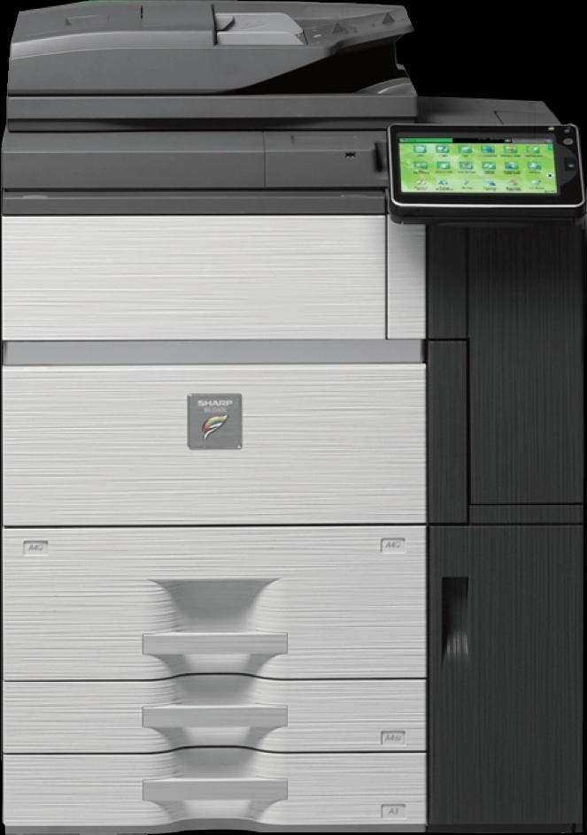 复印机租赁长沙夏普MX-M6240-7040N彩色复印机