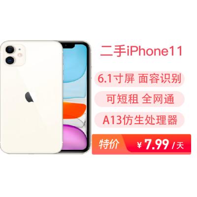 95新 苹果iPhone11 国行双卡 全网通