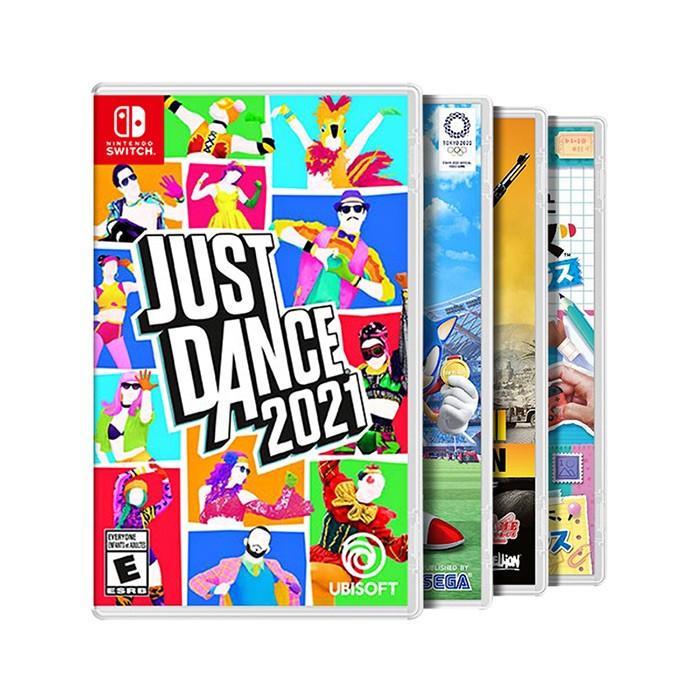 舞力全開2021 盒裝正版switch游戲卡帶 中文