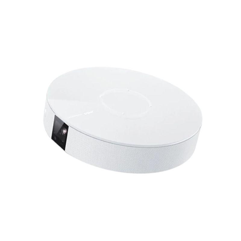 堅果投影儀G9家用投影機高清支持4K智能影院3D無屏電視