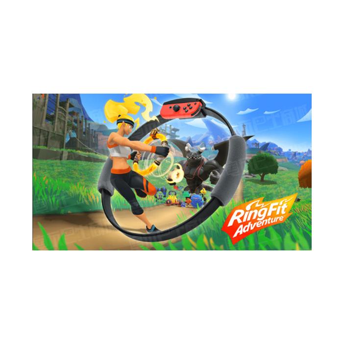 任天堂主机+健身环大冒险体感Switch游戏