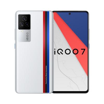 全新Vivo iQOO7 电竞旗舰120Hz全感屏 全感操控