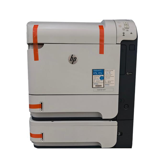 全国惠普HP M603dn高速黑白激光A4打印机60页每分钟