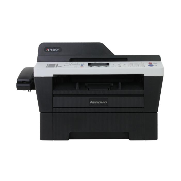 联想M7650DF打印复印扫描一体打印机