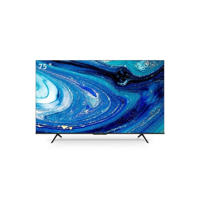 海信75E3F-PRO 75英寸4K智慧全面屏電視機智能網絡