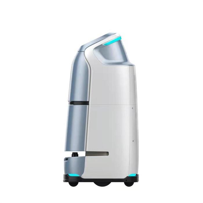 擎朗酒店客房服務機器人