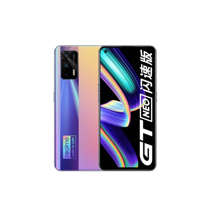 realme - 真我GT Neo 閃速版 新品首發閃速登場
