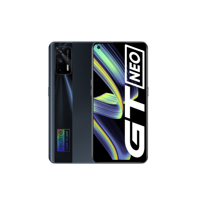 realme - 真我GT Neo 5G 全速玩家 放肆登場