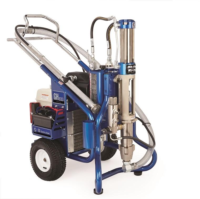液壓無氣噴涂設備