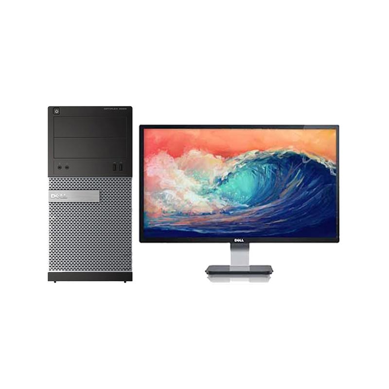 戴尔Dell 3020 企业商务办公台式机