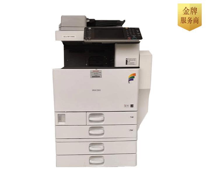 廣州 理光MPC 3502 彩色復印機打印機出租