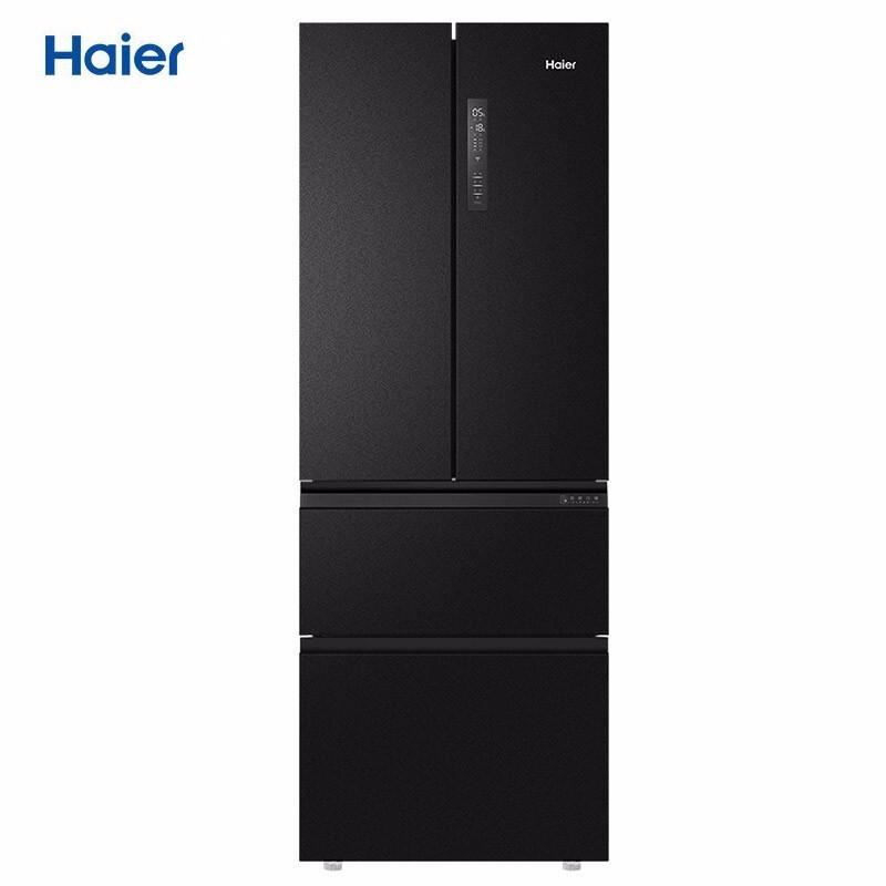 海尔 331升风冷无霜多门冰箱一级能效三挡变温直开抽屉低噪