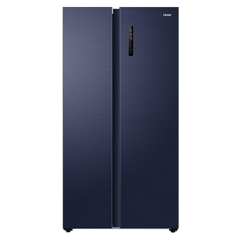 海尔 600升变频风冷无霜全空间保鲜对开门电冰箱家用干湿分储
