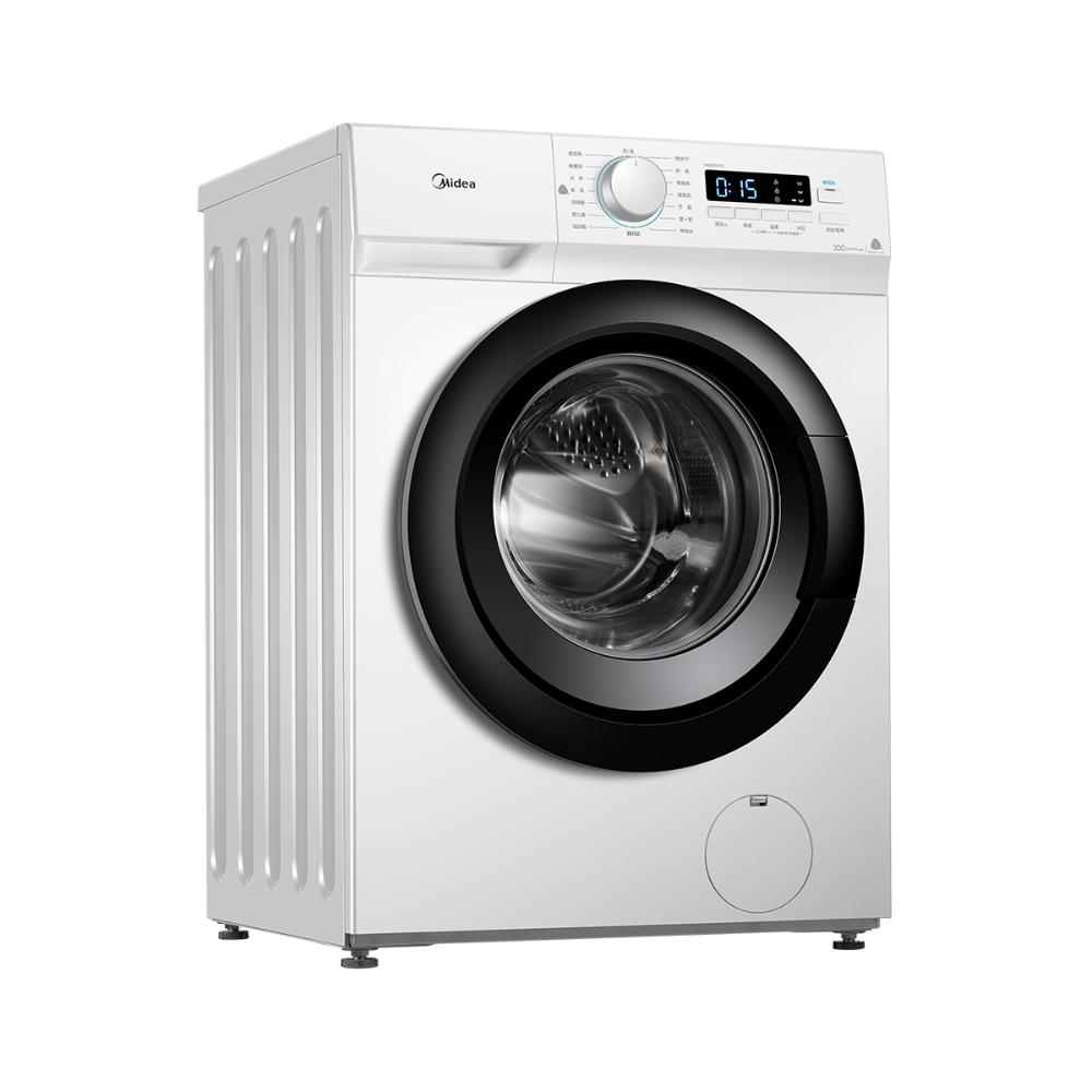 美的 8KG滾筒洗衣機 低噪變頻