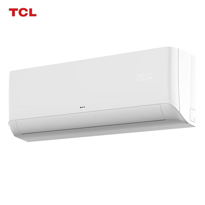 TCL 1.5匹新一级能效变频冷暖易拆洗净怡风壁挂式空调挂机