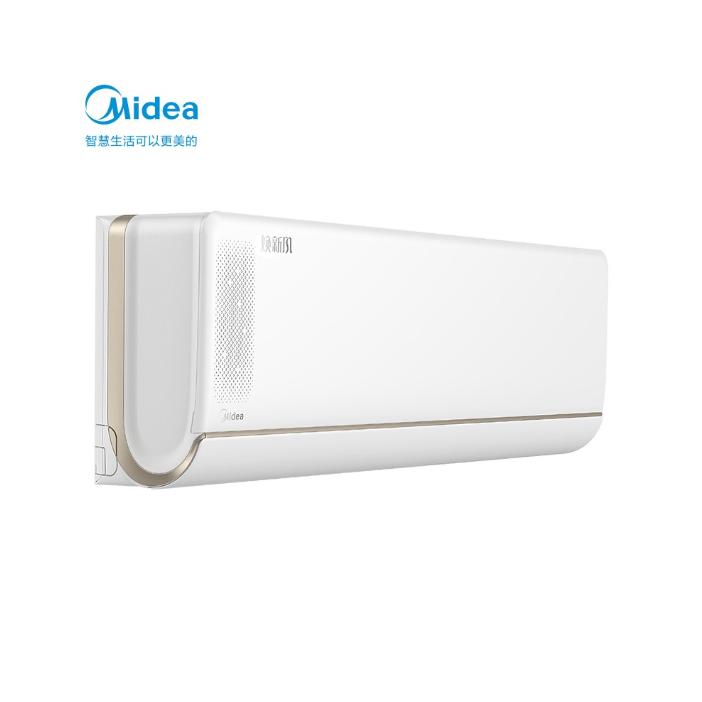 美的 新一級 煥新風 大1匹 壁掛式空調 變頻冷暖 新風系統