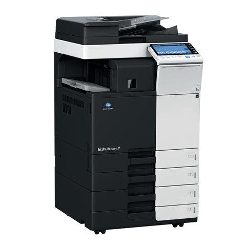 柯美C364打印 复印 扫描数码复合机