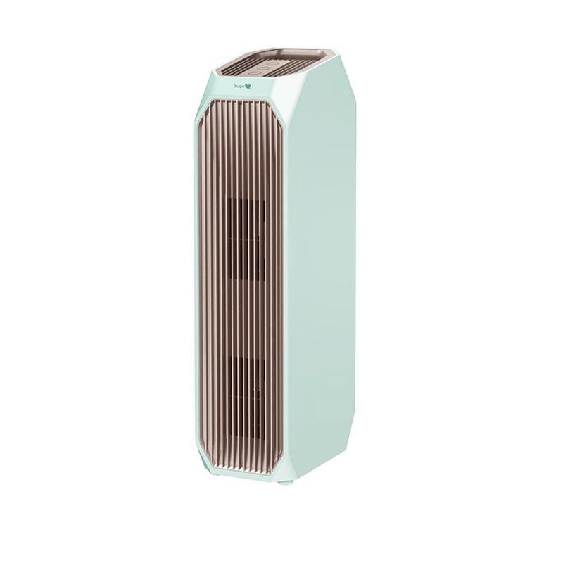美的 布谷空氣凈化器紫外線除菌除異味除二手煙味室內凈味器家用