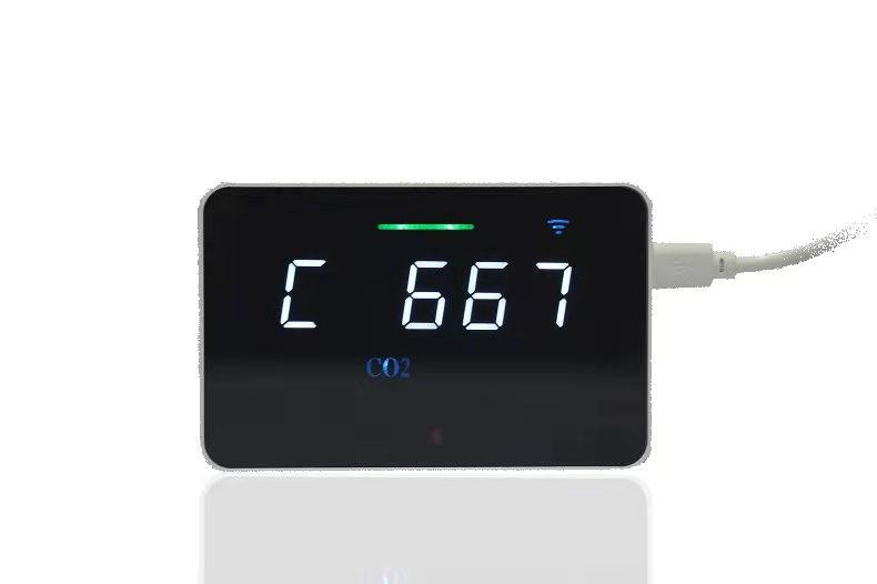 吉康租賃-家感環境寶-二氧化碳檢測儀