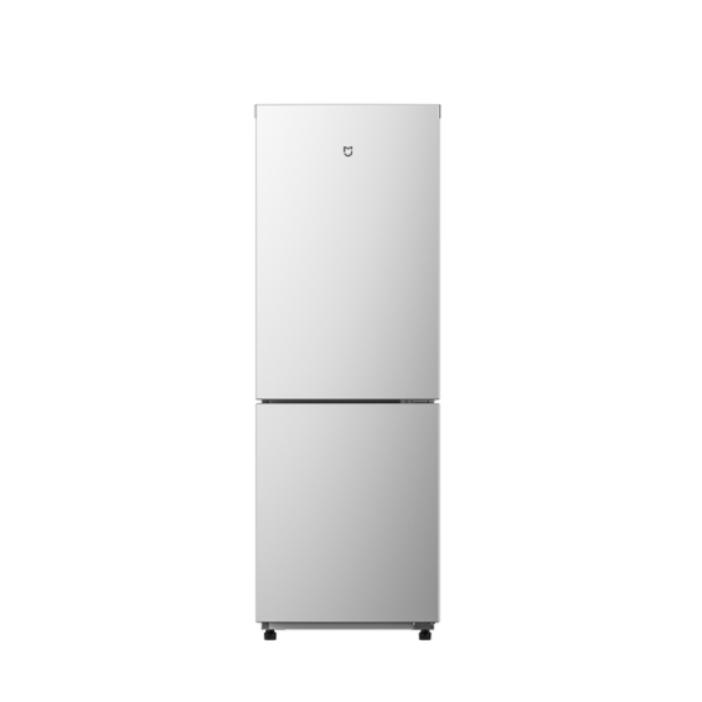 米家双门冰箱 185L 家用小型精致简约欧式设计冰箱